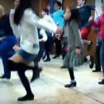 ナイト&デイ   ~3/19 大阪ライブシアター公演 タップダンスアドベンチャーリハーサルより